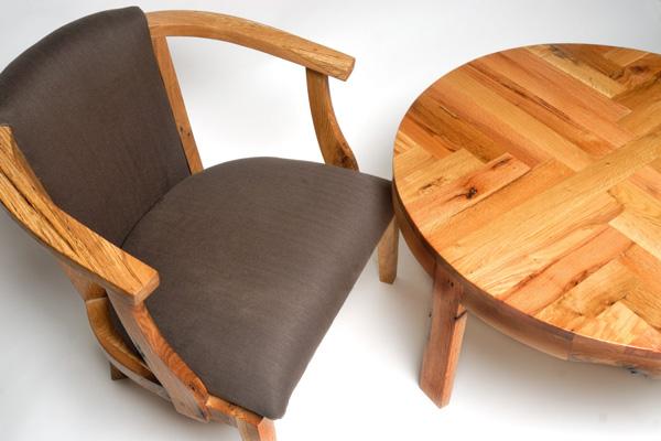 Reclaimed oak Furniture (4)