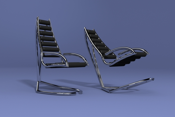 Reclining Y Chair by Urbano Rodriguez 11
