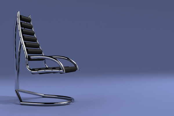 Reclining Y Chair by Urbano Rodriguez 9