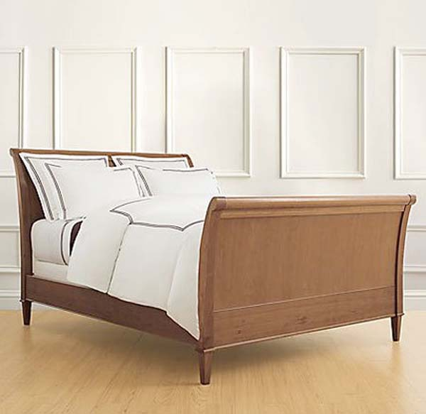 Modern or contemporary bedrooms sleigh beds for Bedroom designs with sleigh beds