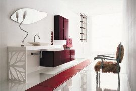 Timeless bathroom design by Cerasa