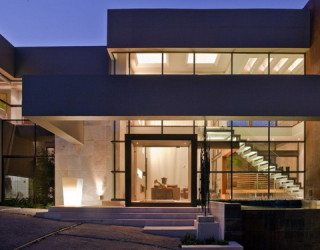 Rough and fabulous residence is South Africa