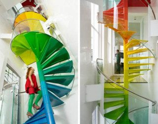 11 Great Examples of Spiral Staircases