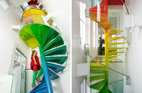 spiral staircases 11 11 Great Examples of Spiral Staircases