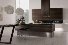 Rough and sophisticated Rational Kitchen suites