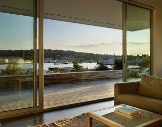 Amazing rooftop residence in Seattle with a rare panorama