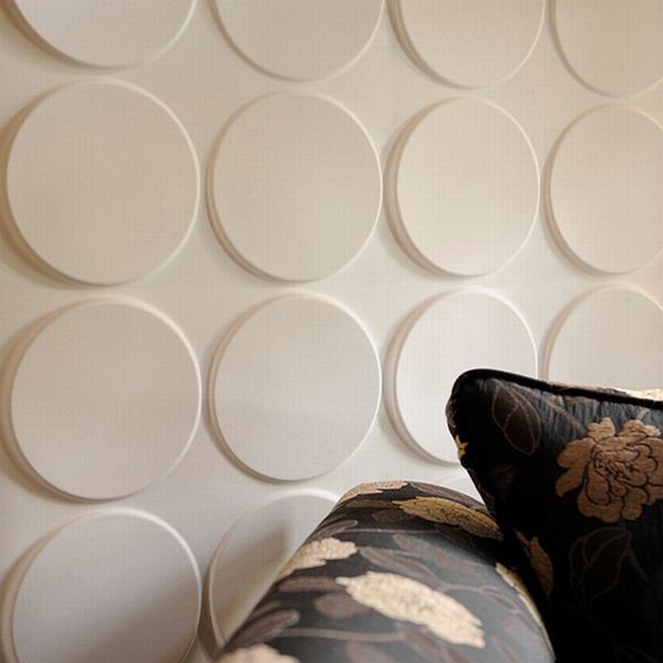 3d-wallpanel 3d-wallpaper 3d-wallcover Ellipses