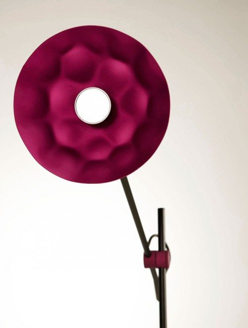 Batucada Lamp Light by Jahara Studio 2 Colourful modern lamps: the Batucada from Jahara Studio