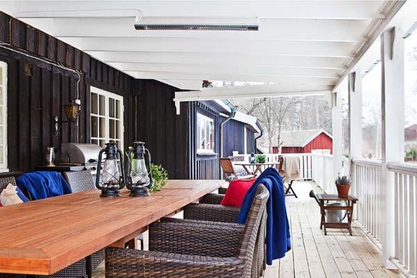 Beautiful farm house in Sweden (22)