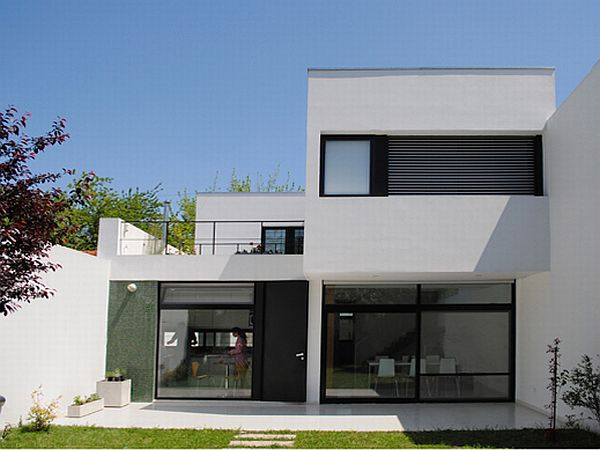 The Structure Of The Home Allows For Free Air Flow That Refreshes The