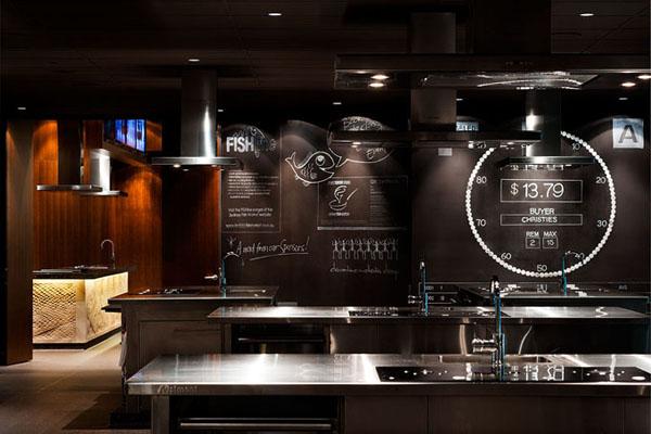 Modern Cooking School The Culinary Art School In Tijuana