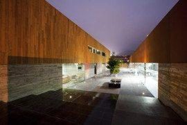 Modern cooking school: The Culinary Art School in Tijuana, Mexico