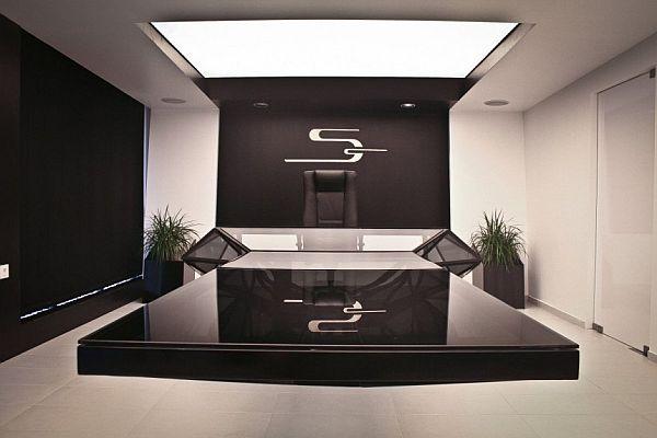 Desk and Conference Table by Jovo Bozhinovski 6