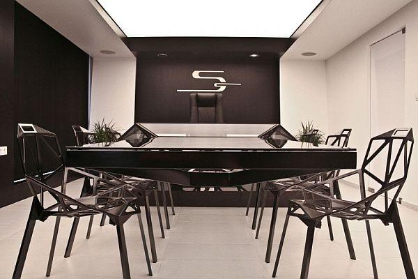 Desk and Conference Table by Jovo Bozhinovski 8