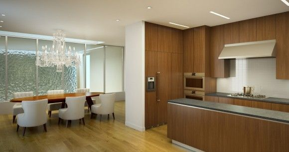 East 80th Street townhouse renovated 3