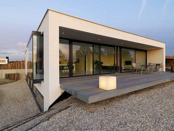 House by Grosfeld van der Velde 3 Beach inspired residence in Breda, Netherlands by Grosfeld van der Velde studio
