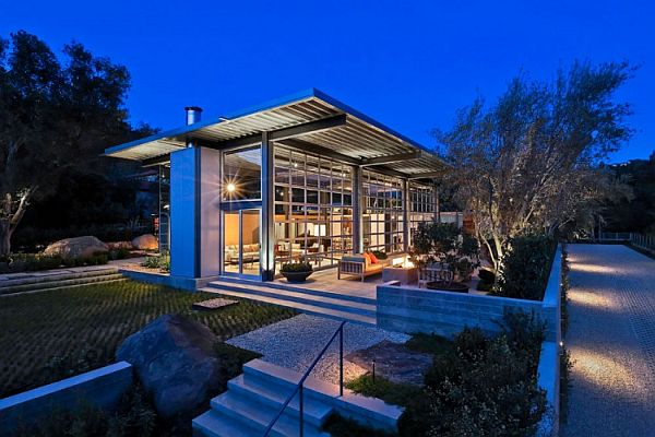 Ladera Residence by Barton Myers Associates 2 Ladera Residence by Barton Myers Associates