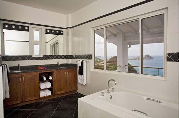StLucia Akasha villa for rent