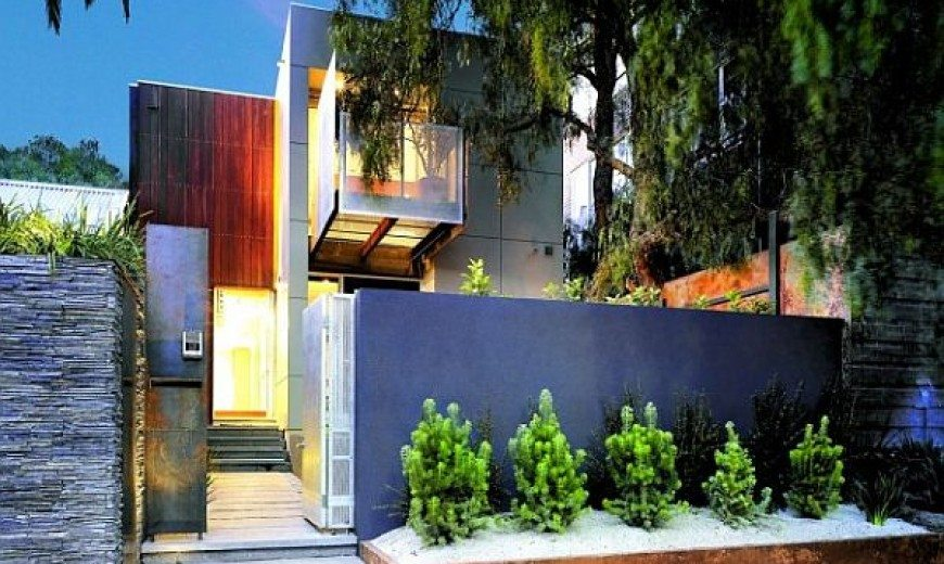 Sublime Richmond House in Australia by Morris Partnership