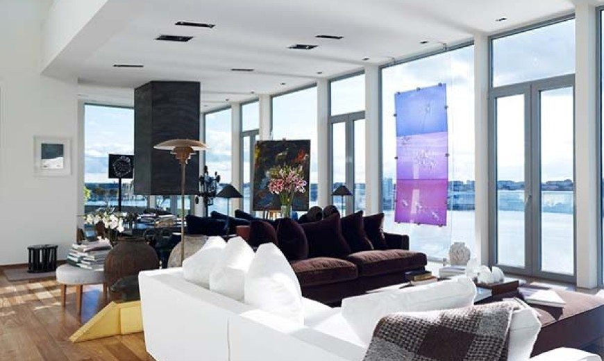 Swedish Penthouse in Stockholm (8)