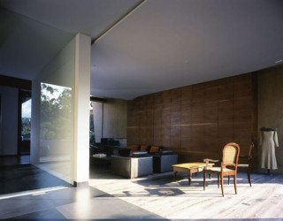 Alpes residence in Mexico City, roughness and detail