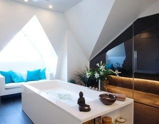Cutting-edge home technology meets Indian philosophy