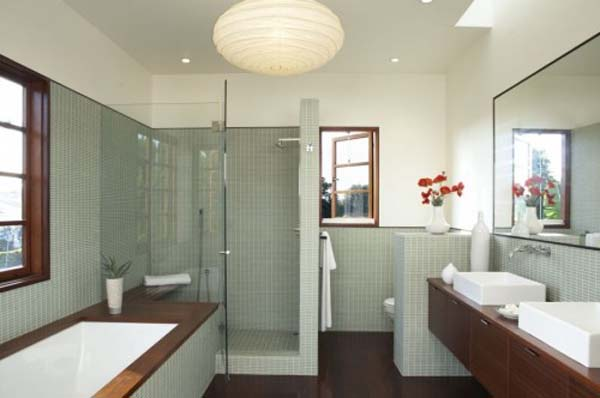 Bathroom interior design ideas for your home for Bathroom sample layouts