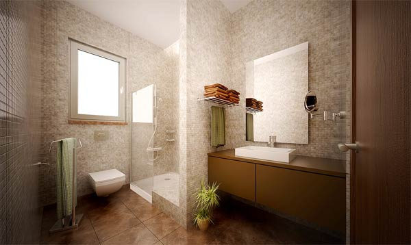 view in gallery - Bathroom Interior Design Ideas