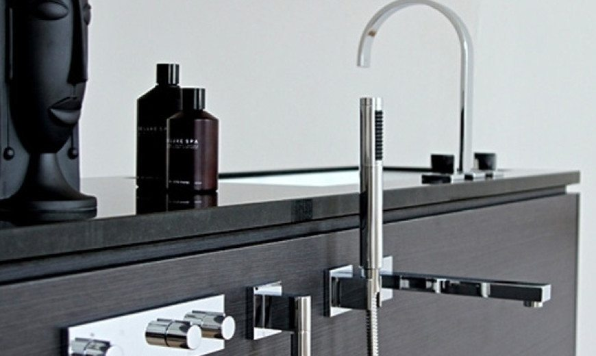 Cool modular bathroom furniture suite