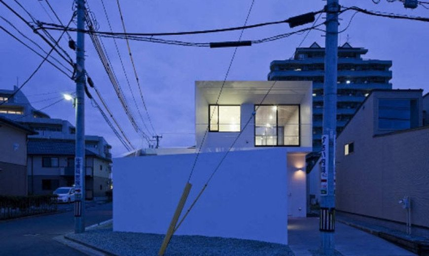 Compact and immaculate Japanese home
