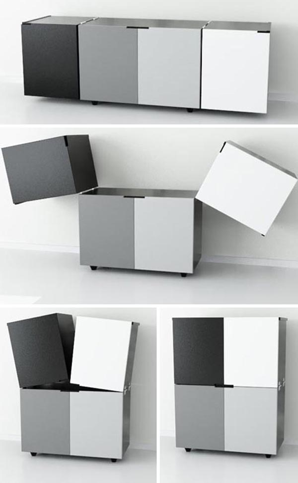 flip3 Cool flip up furniture from Elemento Diseno