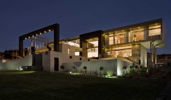 joc2 Opulent spa residence in South Africa