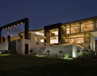 Opulent spa residence in South Africa