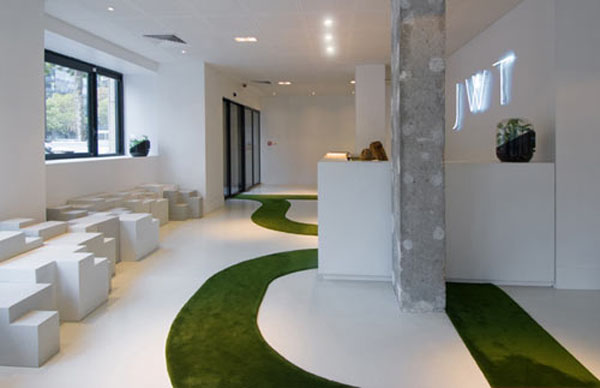 Eco friendly and creative advertising agency in paris for Interior design agency paris