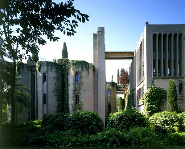 ricardo bofill converted cement factory 10 Turning an old cement factory into an incredible residence