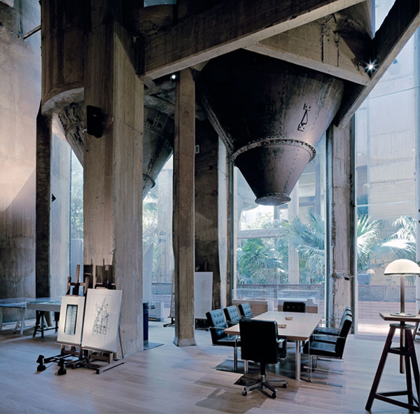 ricardo bofill converted cement factory (4)
