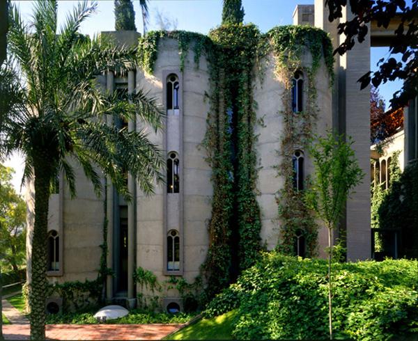 ricardo bofill converted cement factory (9)