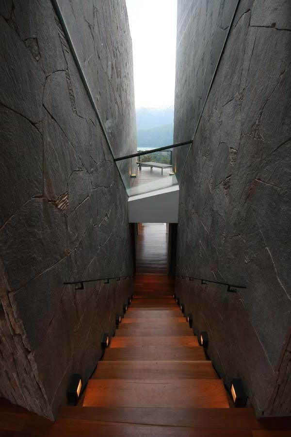 s6 Fabulous contemporary mountain villa above the Patagonian Valley