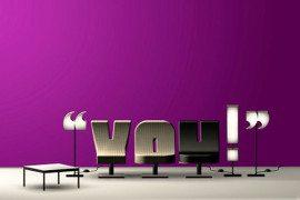 Cool typographic furniture design
