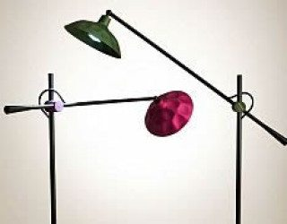 Colourful modern lamps: the Batucada from Jahara Studio