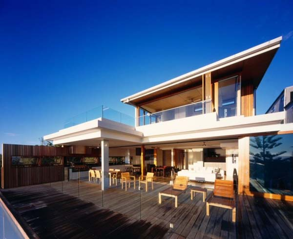 Beach House By Middap Ditchfield Architects1 Exquisite holiday retreat: the Peregian House by Middap Ditchfield Architects