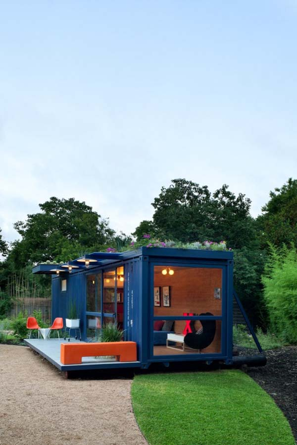Intelligent Guest Accommodation Container Guest House By