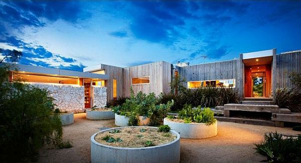 Contemporary House Fingal 1 Contemporary House on Australias Ocean Coast