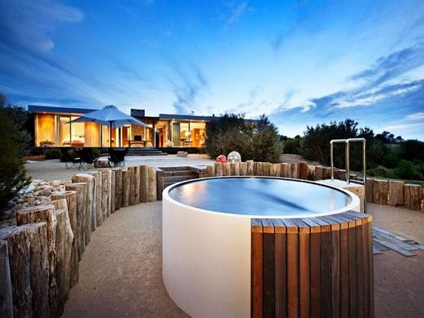 Contemporary House Fingal 2 Contemporary House on Australias Ocean Coast