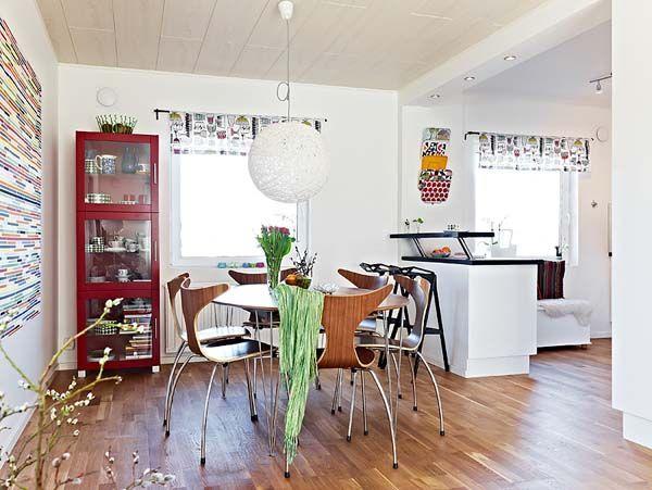 Contemporary Semi-Open House 7