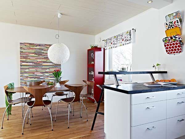 Contemporary Semi-Open House 8