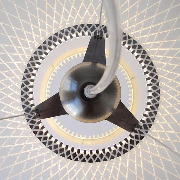 Disque Pendant Lamp by Marc van der Voorn 3