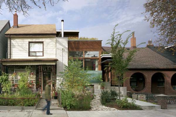 Euclid Avenue House 12 Enchanting modern urban residence: the Euclid Avenue House by Levitt Goodman Architects
