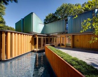 James Stewart's Private House in Toronto (Integral House)