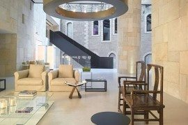 Stylish Mamilla Hotel in Jerusalem's Old City